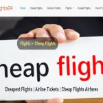 Best Cheap Flights website-Cheapest Flights 24 reviews